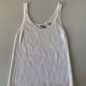 Vince Knitted Tank Top